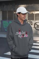 Squ.id Game Unisex Hoodie - TV Show Cool Hoodie - Cool Squ.id Game Hoodie FP101