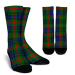 Scottish Aiton Clan Tartan Socks - BN