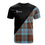 Scottish Anderson Ancient Clan Badge T-Shirt Military - K23