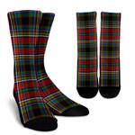 Scottish Anderson of Arbrake Clan Tartan Socks - BN
