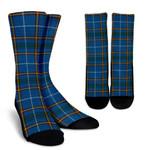 Scottish Bain Clan Tartan Socks - BN