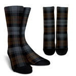Scottish BlackWatch Weathered Clan Tartan Socks - BN