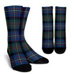 Scottish Cameron of Erracht Ancient Clan Tartan Socks - BN