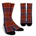 Scottish Cameron of Lochiel Ancient Clan Tartan Socks - BN