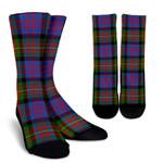 Scottish Carnegie Ancient Clan Tartan Socks - BN
