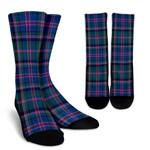 Scottish Cooper Ancient Clan Tartan Socks - BN