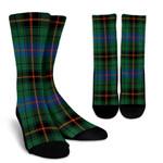 Scottish Davidson Ancient Clan Tartan Socks - BN