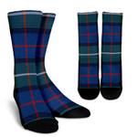 Scottish Davidson of Tulloch Clan Tartan Socks - BN