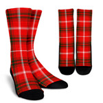 Scottish Duke of Rothesay Modern Clan Tartan Socks - BN