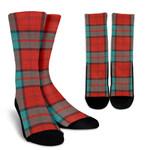 Scottish Dunbar Ancient Clan Tartan Socks - BN