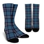 Scottish Earl of St Andrews Clan Tartan Socks - BN