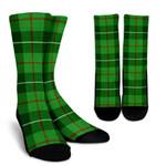 Scottish Galloway District Clan Tartan Socks - BN