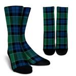 Scottish Graham of Menteith Ancient Clan Tartan Socks - BN
