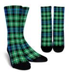 Scottish Graham of Montrose Ancient Clan Tartan Socks - BN