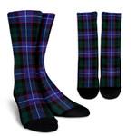 Scottish Guthrie Modern Clan Tartan Socks - BN