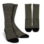 Scottish Haig Check Clan Tartan Socks - BN