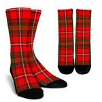 Scottish Hay Modern Clan Tartan Socks - BN