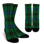 Scottish Henderson Ancient Clan Tartan Socks - BN