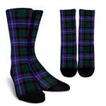 Scottish Hunter Modern Clan Tartan Socks - BN
