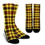 Scottish Jardine Clan Tartan Socks - BN