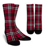 Scottish Little Clan Tartan Socks - BN