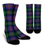 Scottish Logan Ancient Clan Tartan Socks - BN