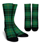 Scottish MacArthur Ancient Clan Tartan Socks - BN