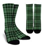 Scottish MacDonald Lord of the Isles Hunting Clan Tartan Socks - BN