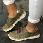 2021 comfortable Flat Bottom Shoes