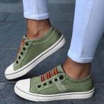 Comfortable Vintage Denim Shoes