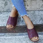 2021 Women Anti-slip Orthopedic Open Toe Sandals