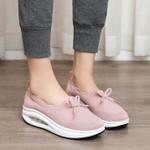 Women's Breathable Orthopedic Cushion Slip On Walking Shoes
