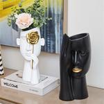 Creative Nordic vase decor art living room wine cabinet light luxury home decor cabinet coffee table flower arrangement simple