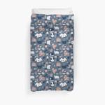 Cozy Evening Kit 3D Personalized Customized Duvet Cover Bedding Sets Bedset Bedroom Set