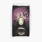 Spirit Nightmare (Chihiro) 3D Personalized Customized Duvet Cover Bedding Sets Bedset Bedroom Set