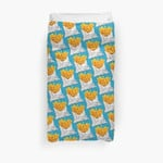 French Fries Pattern 3D Personalized Customized Duvet Cover Bedding Sets Bedset Bedroom Set