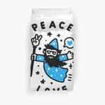 Coolest Wizard 3D Personalized Customized Duvet Cover Bedding Sets Bedset Bedroom Set