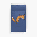 Winter Fox 3D Personalized Customized Duvet Cover Bedding Sets Bedset Bedroom Set