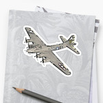 Boeing B-17 Flying Fortress 3D Personalized Customized Duvet Cover Bedding Sets Bedset Bedroom Set
