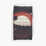 Solitude 3D Personalized Customized Duvet Cover Bedding Sets Bedset Bedroom Set
