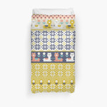 Alpaca Christmas Sweater Pattern 3D Personalized Customized Duvet Cover Bedding Sets Bedset Bedroom Set
