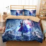 Warhammer 40,000 Dawn Of War #2 3D Personalized Customized Bedding Sets Duvet Cover Bedroom Sets Bedset Bedlinen