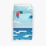 Kites Dance 3D Personalized Customized Duvet Cover Bedding Sets Bedset Bedroom Set