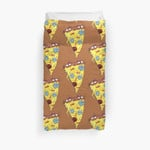Pizza Kitty 3D Personalized Customized Duvet Cover Bedding Sets Bedset Bedroom Set