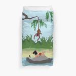 Jungle Book 3D Personalized Customized Duvet Cover Bedding Sets Bedset Bedroom Set