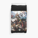 Pieter Bruegel The Fall Of The Rebellious Angels 1562 3D Personalized Customized Duvet Cover Bedding Sets Bedset Bedroom Set