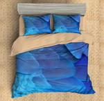 Feathers #4 3D Personalized Customized Bedding Sets Duvet Cover Bedroom Sets Bedset Bedlinen