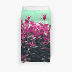 Pink Spring 3D Personalized Customized Duvet Cover Bedding Sets Bedset Bedroom Set