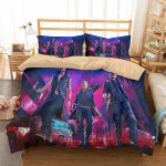 Devil May Cry 5 #10 3D Personalized Customized Bedding Sets Duvet Cover Bedroom Sets Bedset Bedlinen