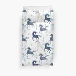 Unicorns Pattern 3D Personalized Customized Duvet Cover Bedding Sets Bedset Bedroom Set